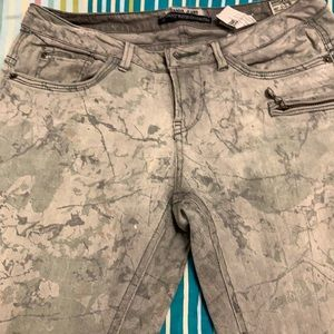 Garcia jeans in hunting pattern very unique
